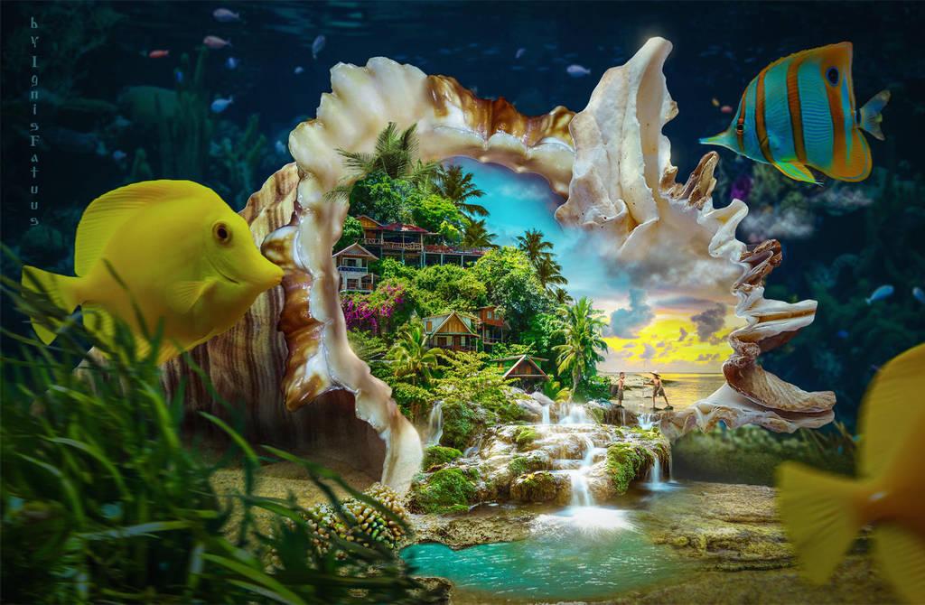 Sea's treasure by IgnisFatuusII