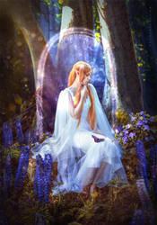 Key to the elfish door by IgnisFatuusII