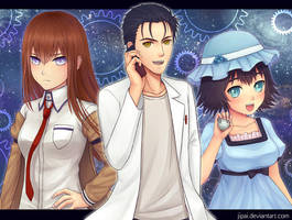 Steins Gate by Airiemi