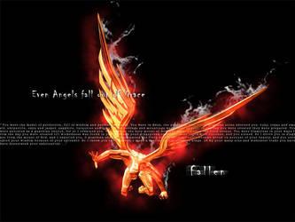 Fallen Angel by JerX88