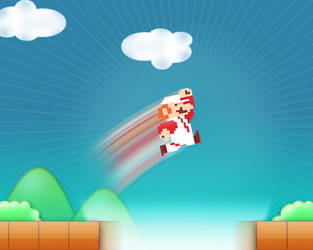 Mario by JerX88