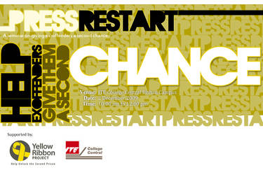 Press Restart Poster by ahmad0410