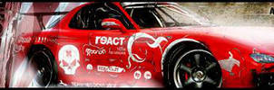 React Red Signature by ahmad0410