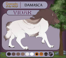DotW | Vidar, Omega of Damasca by IraWolfeh