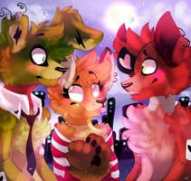 gifty for CaramelCraze! by Zaphyray