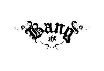 Bang ehf. Logo by ogn