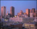 San Francisco Skyline by zannapic