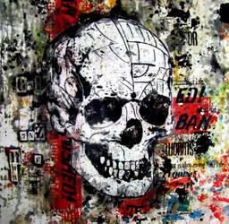 SKULL BANISH by ac3monitor