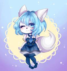 Wolfychu by MoonTichi