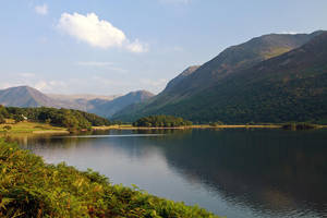 A Cumbrian Summer by parallel-pam