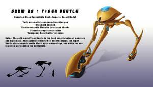 GCCM29 Tiger Beetle Ad by bongoshock