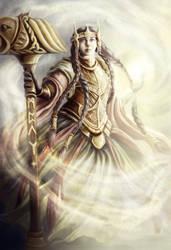 Runepriest by heather-mc-kintosh