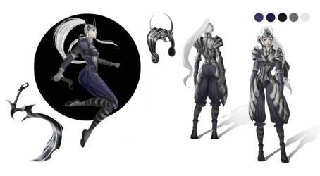 Diana Concepts by heather-mc-kintosh
