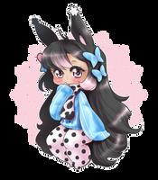 :CM: Pastel Bunny by DesireeU