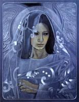 Angel by melan