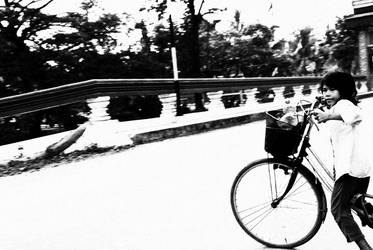 crossing by giamoco