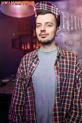 Russian dancehall artist by Komandante84