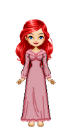 Ariel's Nightgown by LolaScheving