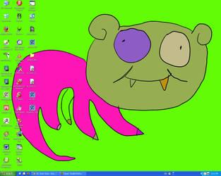 Desktop by Icetigris