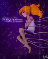 Her Name is Viola Venom by Sweatshirtmaster