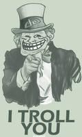 I troll U by Rusembell