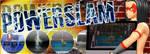 Powerslam: Daily App Show Banner by Cobra-Blade