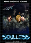 Soulless Cover Art (Final) by Cobra-Blade