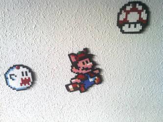 A scene of Mario Bros by Contxu