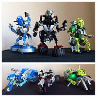 Bionicle MOC: Transformers by VerliTheBoss