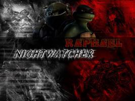 Raphael the Nightwatcher by Krehate