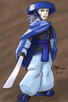 General of the Mist - Kirimaru by TheGrandHero