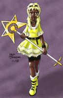General of the Stars - Nyota by TheGrandHero
