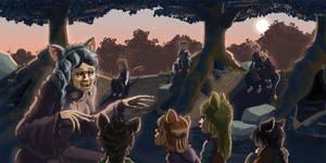 Storytime by TheGrandHero