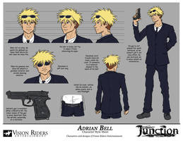 Adrian - Style Sheet by TheGrandHero