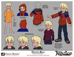 Travis - Style Sheet by TheGrandHero