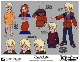 Travis - Style Sheet by TheGrandHero