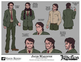 Waechter - Style Sheet by TheGrandHero