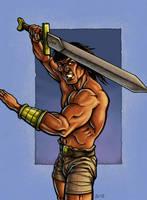 SEVANS Conan by SEVANS73