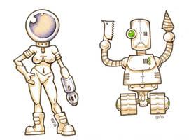 Evans - Characters5 by SEVANS73