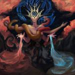 Medusa by kirilatiki