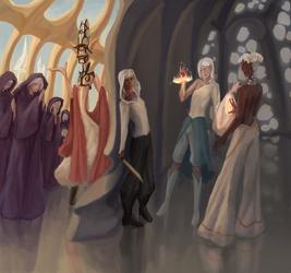 The Rebels of Norengard by kirilatiki
