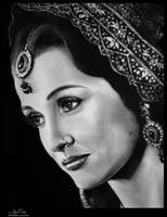 Emma II by Art-by-Jilani