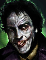 The Man Who Laughs by Art-by-Jilani