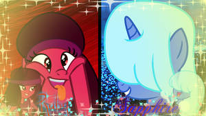 Ruby And Sapphire (Effects) (4th of July Special!) by ForeverBunkey123