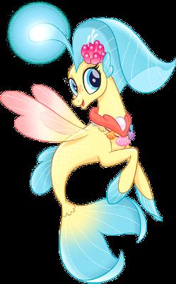 Princess Skystar by ForeverBunkey123