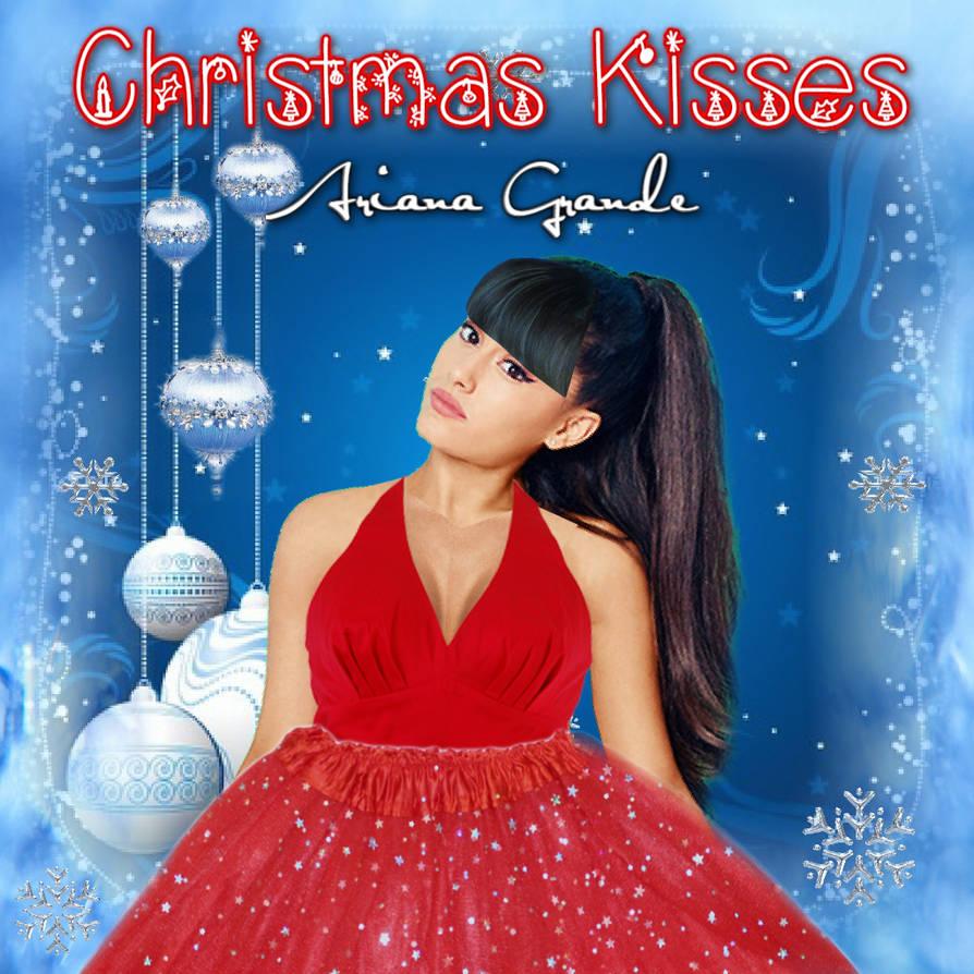 Christmas Kisses Album Cover by ForeverBunkey123