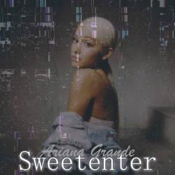 Sweetener Album Cover by ForeverBunkey123