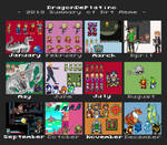 2013 Summary of Art Meme by DragonDePlatino