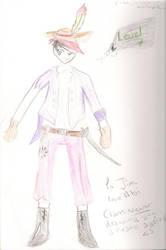Pirate Jim by shoyru49