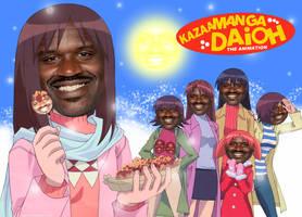 Kazaamanga Daioh Version 2.0 by nambona890